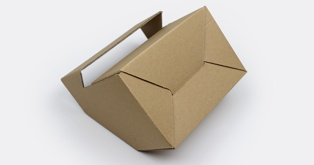 image of a box with a crash lock
