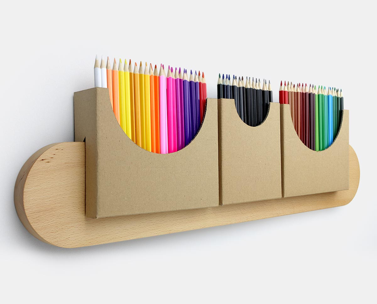 Upcecled craft ideas - pencil case