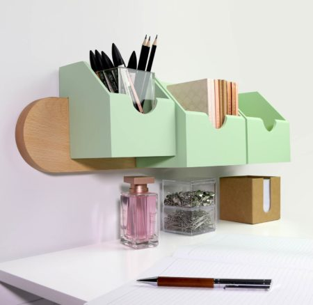 Hold Me - wal-mounted organiser